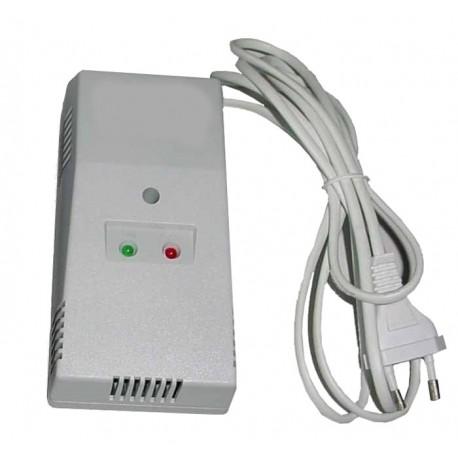 Detector De Gases 220 V Blanco