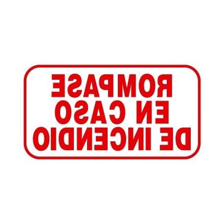 Adhesivo De Seguridad T-804