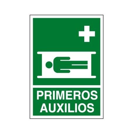 Placa De Emergencia E-353