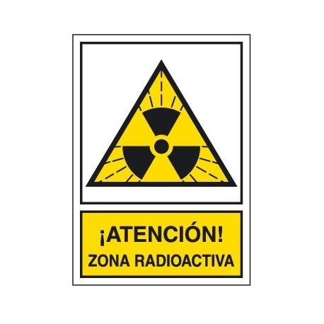 Placa De Aviso De Peligro A-309