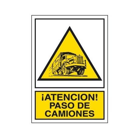 Placa De Aviso De Peligro A-304
