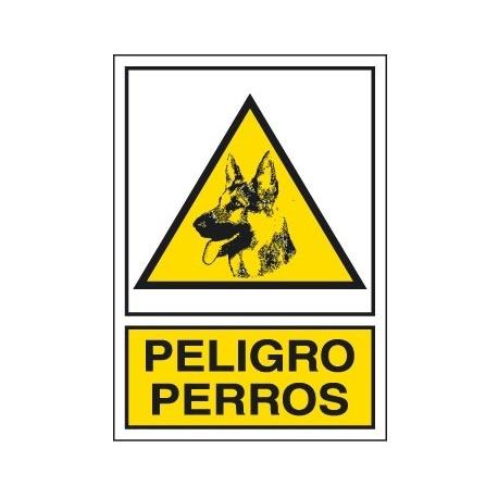 Placa De Aviso De Peligro A-301
