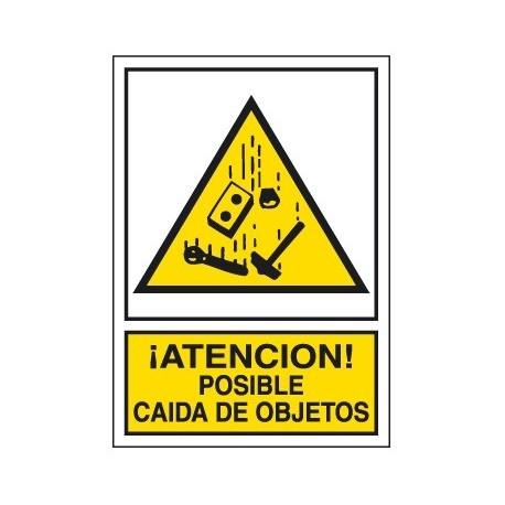 Placa De Aviso De Peligro A-295