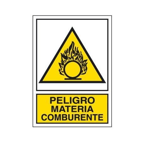 Placa De Aviso De Peligro A-284