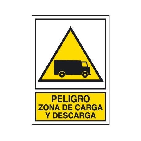 Placa De Aviso De Peligro A-243