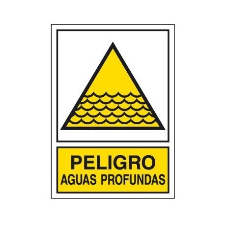 Placa De Aviso De Peligro A-242