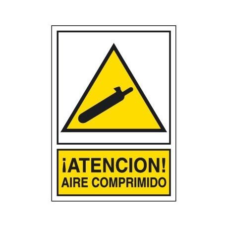 Placa De Aviso De Peligro A-240