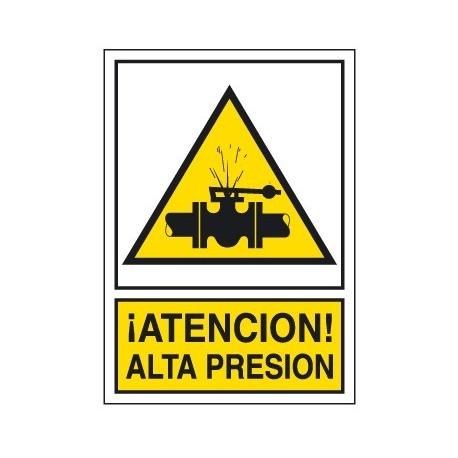 Placa De Aviso De Peligro A-239