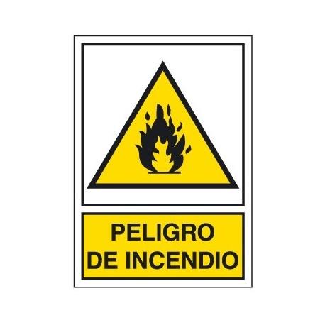 Placa De Aviso De Peligro A-235
