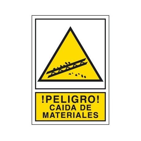 Placa De Aviso De Peligro A-230