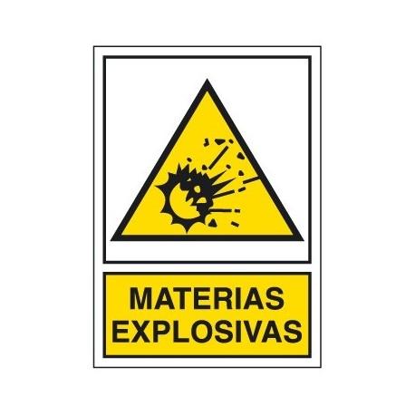 Placa De Aviso De Peligro A-229