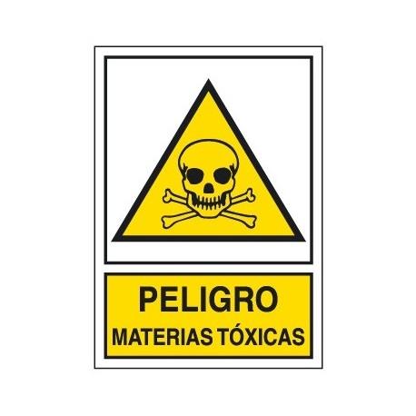 Placa De Aviso De Peligro A-228