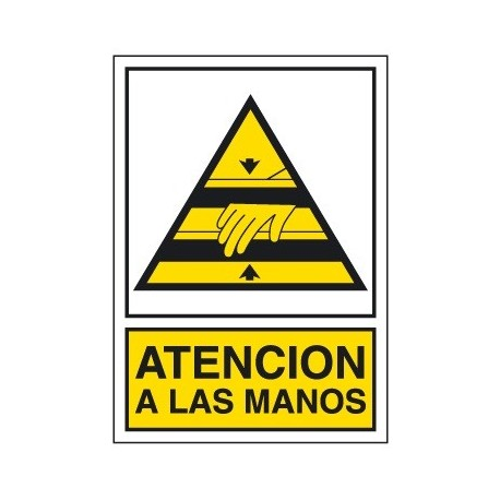 Placa De Aviso De Peligro A-226