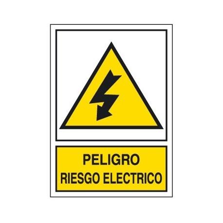 Placa De Aviso De Peligro A-224