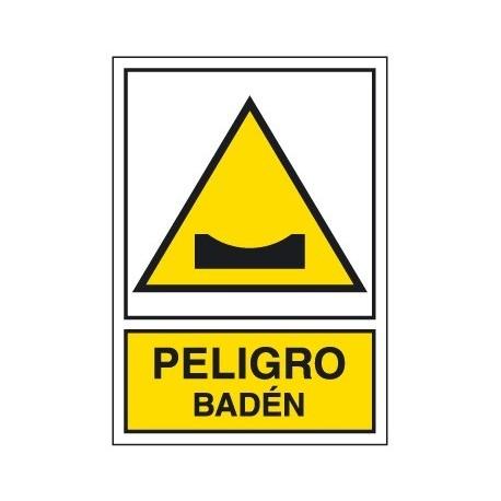 Placa De Aviso De Peligro A-219