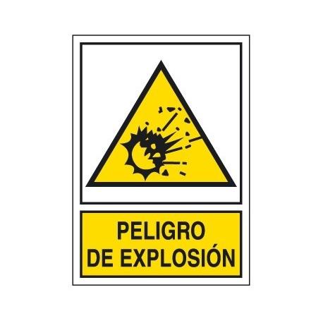 Placa De Aviso De Peligro A-213