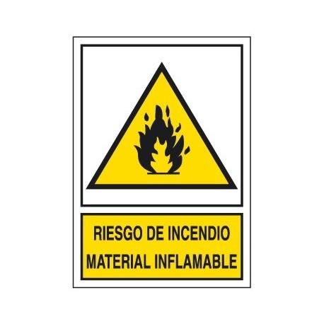 Placa De Aviso De Peligro A-212