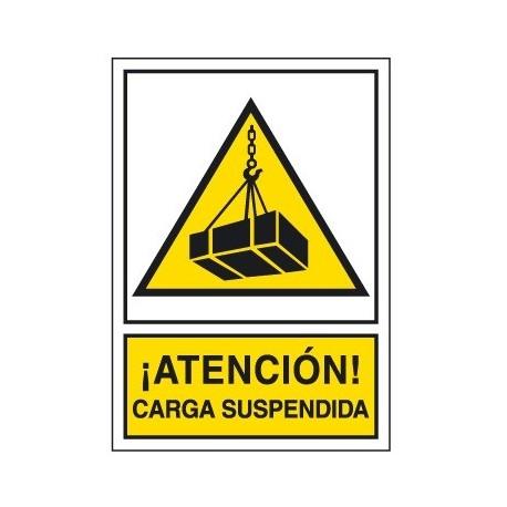 Placa De Aviso De Peligro A-205