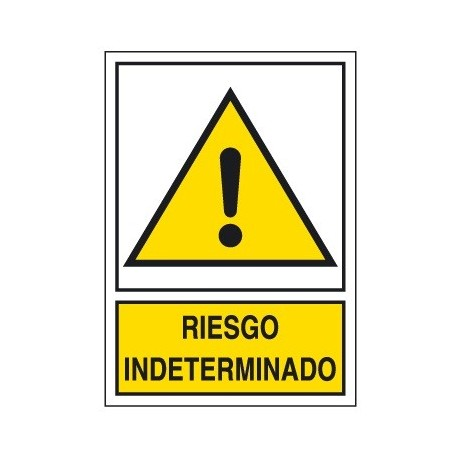 Placa De Aviso De Peligro A-201