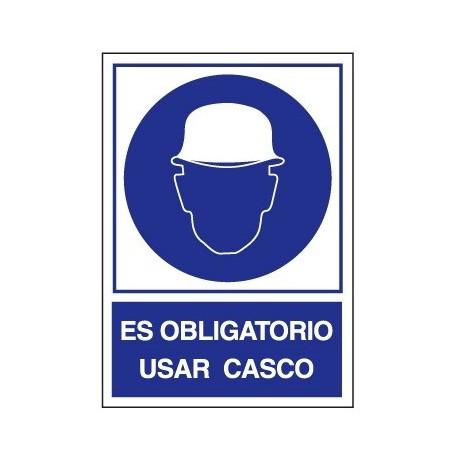Placa indicativa De Obligacion