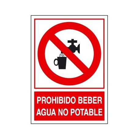 Placa De Prohibición
