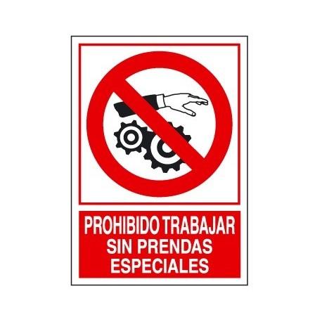 Placa De Proteccion P-283