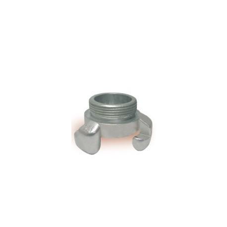 Racor BCN De 25 mm. Rosca Macho