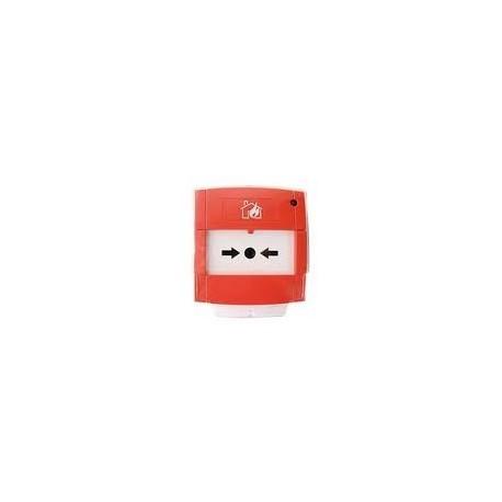 Pulsador de alarma rearmable analògico
