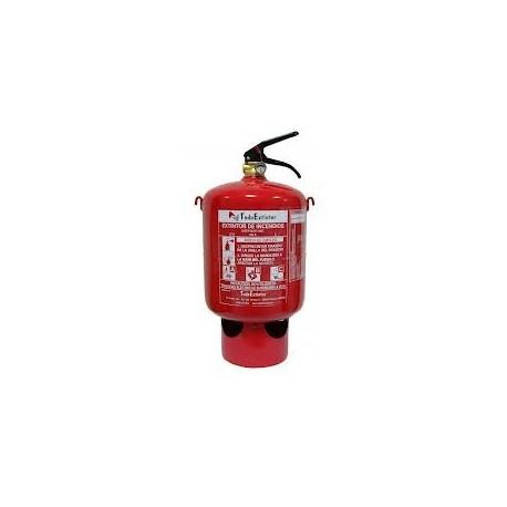 *Extintor Automático De Polvo De 9 kg.