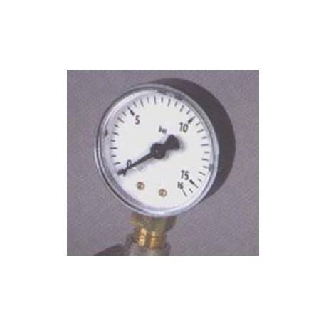 Manómetro De Glicerina Especial para grupo de presion y Bies