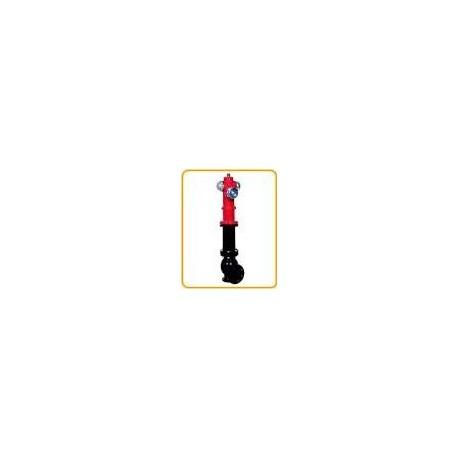 """Hidrante de columna seca de 3"""""""